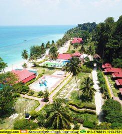 SHAZ Resort Pulau Tinggi